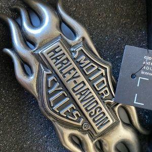 Harley Davidson belt buckle